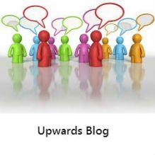 Upwards Blog tag